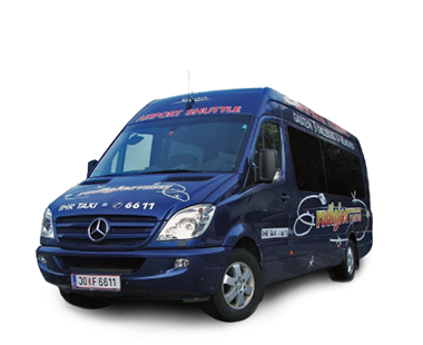 Low Cost Airport Shuttle